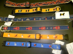 Belted Cow Collars